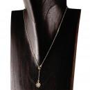 groothandel Sieraden & horloges: Ketting m. Chain   Anker & Steering  silver