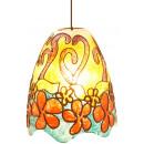 Ceiling lamp, fiberglass