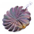 grossiste Bijoux & Montres: Pendentif fleur de Shell, Ø 30 mm