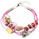 wholesale Jewelry & Watches: Bracelet New Fashion , pink