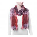 Großhandel Tücher & Schals:Schal, Farbe: rot