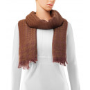 Scarf, winter collection, color: Army Green
