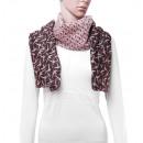 Großhandel Tücher & Schals:Schal, Farbe: pink