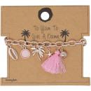 Bracelet, charm bracelet
