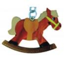 Sleutelhangers Rocking Horse