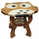 wholesale Children's Furniture: Children's table Owl , height: ca. 43 cm, ...