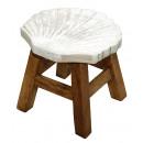 wholesale Children's Furniture: Children's stool shell , height: 25 cm, Ø: 25