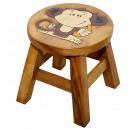 wholesale Children's Furniture: Children's stool Little Monkey , height: ...