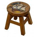 wholesale Children's Furniture: Children's stool pirate ship , height: 25 ...