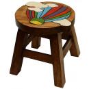 wholesale Children's Furniture: Children's stool Hot air balloon