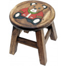 wholesale Children's Furniture: Kids stool Teddy small, height ca. 25 cm