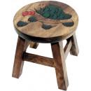 wholesale Children's Furniture: Kids stool Turtle Bow Ø 25 cm
