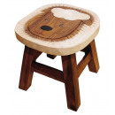 wholesale Children's Furniture: Stools, sheep , height: 25 cm, Ø 25 cm