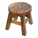 wholesale Children's Furniture: Kids stool Elephant , height: 26 cm, Ø ...