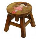 wholesale Children's Furniture: Stools dancer , height: 25 cm, Ø 25 cm