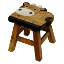 wholesale Children's Furniture: Stools cow , height: 25 cm, Ø 25 cm
