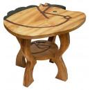 Großhandel Kindermöbel: Kindertisch Pferdekopf , Höhe: ca. 43 cm, Ø ...