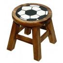 wholesale Children's Furniture: Stools football , height: 25 cm, Ø 25 cm