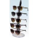Display für 5 Sonnenbrillen