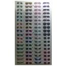 Display für 72 Sonnenbrillen