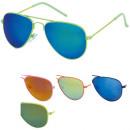 Großhandel Sonnenbrillen: KOST Sonnenbrille für Kinder in 5 verschiedenen Mo
