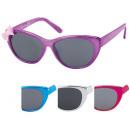 Großhandel Sonnenbrillen: KOST Sonnenbrille für Kinder in 4 verschiedenen Mo