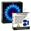 360° LED Notfall-Leuchte blau