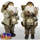 Weihnachtsmann Lasse 60cm / Weihnachtsdeko