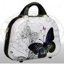 nagyker Táskák és utazási kellékek:Beautycase pillangó