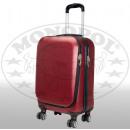 Großhandel Reise- und Sporttaschen: Business-Weekender Austin rot