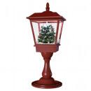 Snowing LED Table Lamp 65cm Motif Tree