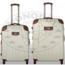 ingrosso Valigie &Trolleys: bagaglio ABS 2tlg Berlino beige