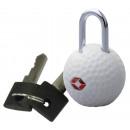pallina da golf blocco Kofferschloss / TSA