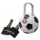 Kofferschloss / lucchetto TSA Calcio