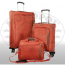 Nylon-Reiseset 3tlg Maui orange