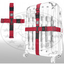 Cross-Suitcase 2-way red