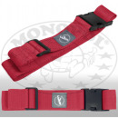 wholesale Travel Accessories:Luggage strap red