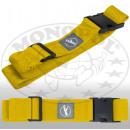 Großhandel Reiseartikel:Koffergurt gelb