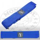 Koffergurt mit Klettverschluss blau