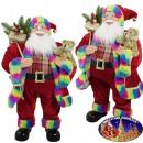 Weihnachtsmann Piet 80cm