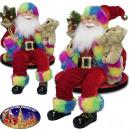 Weihnachtsmann Piet 40cm Kantenhocker