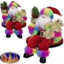 Weihnachtsmann Piet 30cm Kantenhocker
