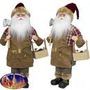 Weihnachtsmann Wodan 45cm - Weihnachtsdeko