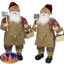 Santa Claus Wodan 60cm - Christmas