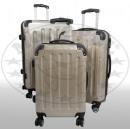 Großhandel Koffer & Trolleys:-Polycarbonat  Kofferset 3tlg  Mauritius II ...