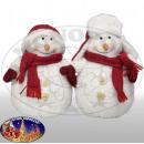 groothandel Figuren & beelden:Decoratie Snowman 29cm