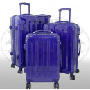 ingrosso Valigie &Trolleys: bagagli in  policarbonato 3tlg Nepal blu