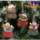 wholesale Business Equipment: Tree decorations in sales display