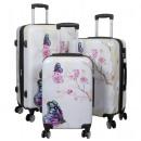 grossiste Valises et trolleys: Papillon de bagages Polycarbonate II