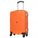 ingrosso Valigie &Trolleys: Carrello per bagagli a mano in PP Zurigo arancione